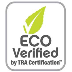 Сертификат Eco Verified