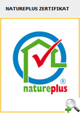 Zertifikat Natureplus