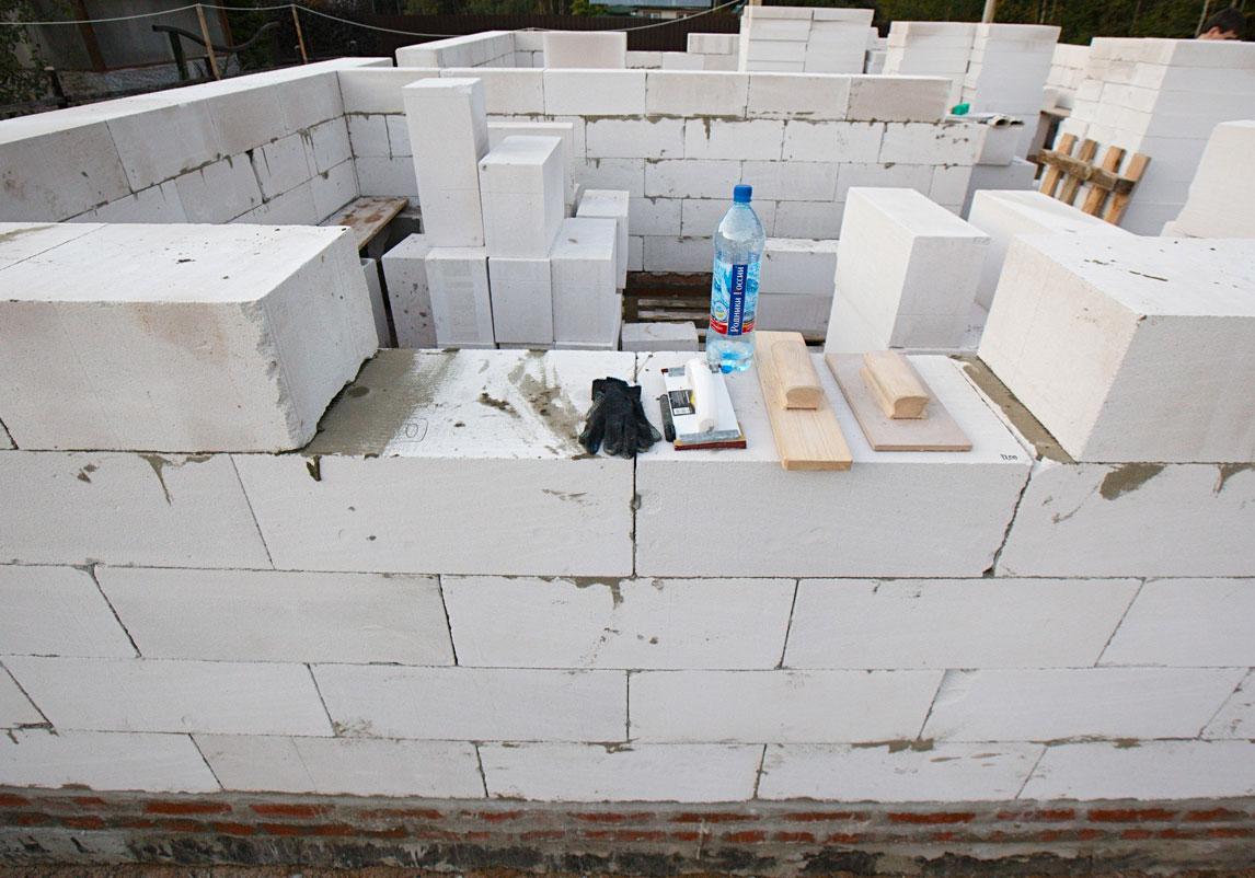 блоки для возведения стен